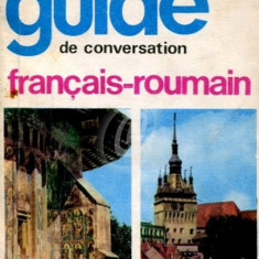 Guide de conversation francais-roumain