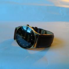 Ceas fashion de dama GENEVA   , cadran negru, Casual, Quartz, Metal necunoscut