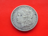 Moneda argint 1 Dolar 1885