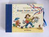 * Carte pentru copii, limba germana, Hoppe Hoppe Reiter, Ars Edition