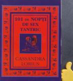 101 de nopti de sex tantric Cassandra Lorius