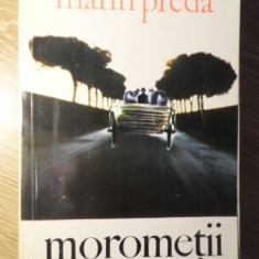 MOROMETII VOL.2 - MARIN PREDA