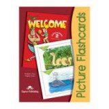 Curs limba engleza Welcome 1 Flashcards Set 2 - Elizabeth Gray, Virginia Evans