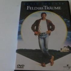 cimpul viselor - kevin kostner - dvd