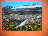 HOPCT 64348  INNSBRUCK  -AUSTRIA-STAMPILOGRAFIE-CIRCULATA