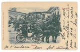 4538 - BUCURESTI, Muscal, Romania, Litho - old postcard - used - 1901, Circulata, Printata
