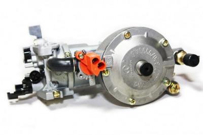 GF-1019 Kit conversie GPL-BENZINA pentru motopompa 5.5HP 6.5HP 7HP foto