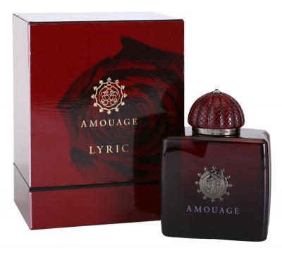 Lyric, Femei, Apă de parfum, 100 ml, Amouage foto