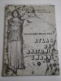 ATLAS DE ANATOMIE UMANA - Mircea Ifrim - volumul 3