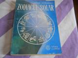 ZODIACUL SOLAR-ADRIAN COTROBESCU,1993, Ed. Coresi