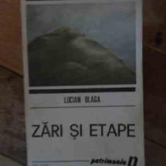 Zari Si Etape - Lucian Blaga ,538025