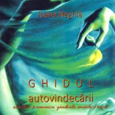 Ghidul autovindecarii - Ioana Negrila