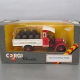 Camion transport bere Thornycroft Beer Truck Tooheys, Corgi, Alta