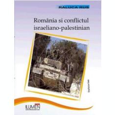 Romania si conflictul istraeliano-palestinian - Raluca RUS