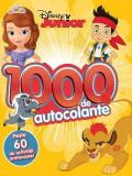 Disney junior. 1000 de autocolante |, Casa de Pariuri Literare
