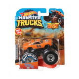 Masinuta Hot Wheels Monster Truck, Dodge Charger, GBT57