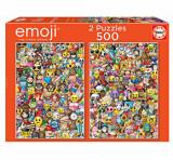 Cumpara ieftin Puzzle Emoji, 1000 piese, Educa