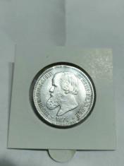 Monedă argint Rară Brazilia foto
