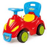 Masinuta fara pedale 2 in 1 Dolu Smile Car, rosu