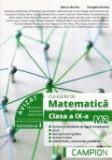 Cumpara ieftin Culegere de matematica, CAMPION