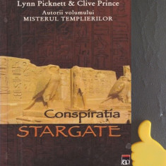 Conspiratia Stargate Lynn Picknett Clive Prince