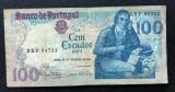 Portugalia 100 escudos 1981     Maria Barbosa du Bocage