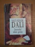 SALVADOR DALI, JURNALUL UNUI GENIU- MICHEL DEON , 1964