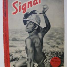 REVISTA ' SIGNAL ' , EDITIE IN LIMBA ROMANA , NUMARUL 2 DIN IANUARIE 1942