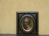 Tablou vechi, Portrete, Ulei, Altul, Collecta