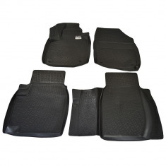 Set covorase auto din cauciuc Honda Civic IX (FB2/FB4/FG3/FG4/FB6) 5usi 2011- , presuri tip Tavita , 4 buc.