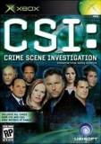 Joc XBOX Clasic CSI: Crime scene investigation