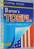 Essential English - Barron's Toefl Pamela J. Sharpe, Ph. D. + 2 CASETE AUDIO