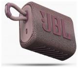Boxa Portabila JBL Go 3, Bluetooth 5.1, Waterproof IP67 (Roz)