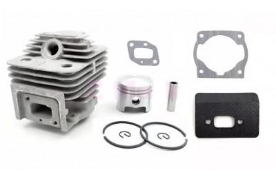 Kit Cilindru - Set Motor + Garnituri MotoCoasa - MotoCositoare 52cc - 44mm foto