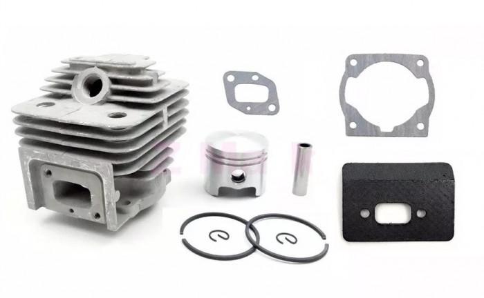 Kit Cilindru - Set Motor + Garnituri MotoCoasa - MotoCositoare 52cc - 44mm