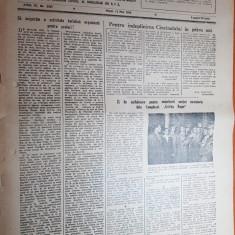 sportul popular 12 mai 1953-lupte,handbal,cursa dinamo la atletism,polo,schi