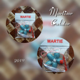"""Martisor Natural """"Model 105"""""""