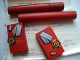 Ordinul Meritul Militar cls. I + II cu brevete