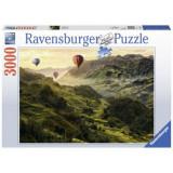 Puzzle Terase de orez, 3000 piese, Ravensburger