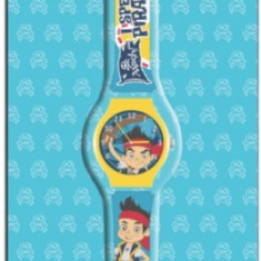 Ceas Junior WALT DISNEY KID WATCH Model JAKE THE PIRATE - Blister pack 561154