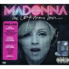 Madonna The Confessions Tour cd case (cd+dvd) foto