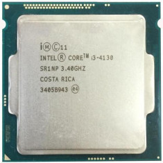 Procesor Intel Ivy Bridge, Quad Core i3 4130 3.40GHz sk 1150, cooler,pasta