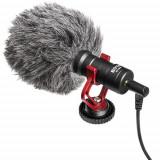 Microfon lavaliera unidirectional, Boya BY-MM1