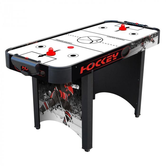 Masa Air Hockey Premium, 142.2 x 62.3 x 79 cm