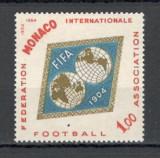 Monaco.1964 60 ani Federatia Internationala de Fotbal FIFA  MM.574