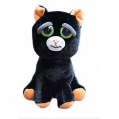 Jucarie Feisty Pets - Pisica neagra