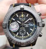 Breitling Avenger Bandit Cronograf ETA Valjoux 7750 Safir 45 mm, Mecanic-Automatic