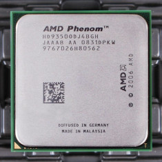 Procesor AMD Phenom II x 4 9350e Quad Core 2.0 GHz socket AM2 / AM2+  si Pasta
