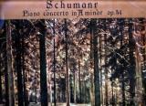 Schumann (Dan Grigore), LP vinil Electrecord