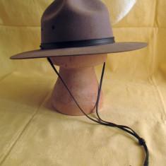 Pălărie poliția braziliană (tip cercetășie)